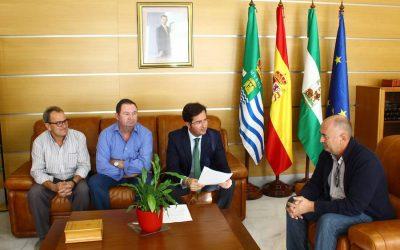 Campoejido y el Ayuntamiento revalidan su compromiso con la igualdad de género