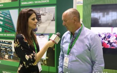 Entrevista a Cristobal Martín – Presidente de Campoejido – Infoagro Exhibition 2017.